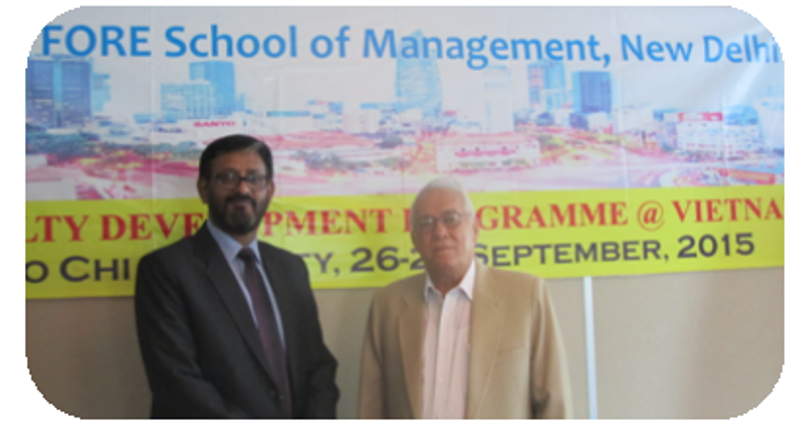 FORE School collaborates with Vietnam for management education and training
