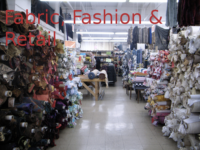Certification Fabric, Fashion & Retail (CFFR)