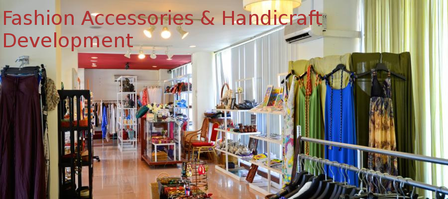 Certification Fashion Accessories & Handicraft Development (CFAHD)