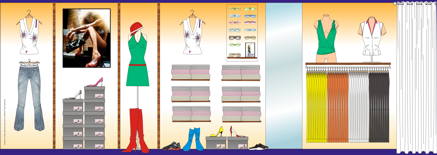 Fashion Design and Merchandising