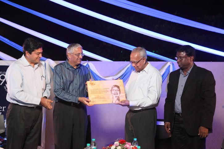 GIM celebrated the 90th birthday of its founder Fr. Romuald D'Souza