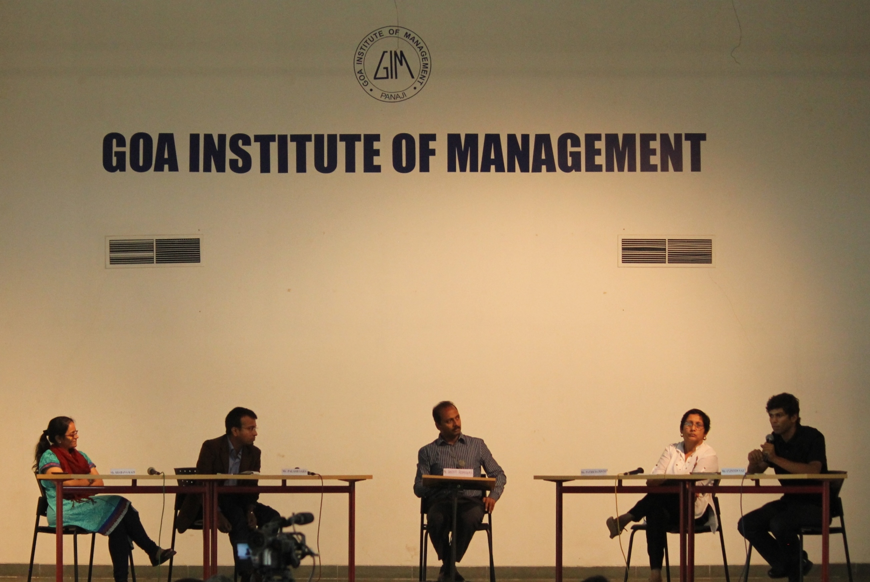 GIM organizes a conference on Solid Waste Management and Sustainable Solutions at its campus in Sanquelim
