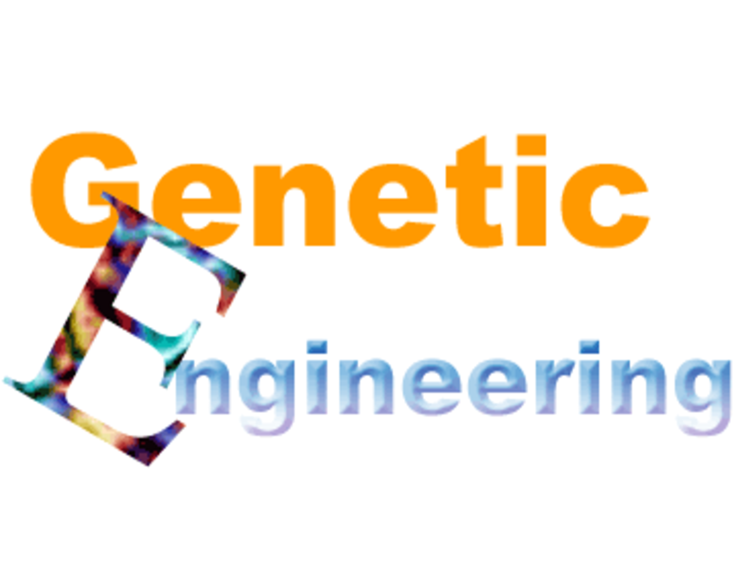 Bachelor of Technology (BTech Genetic Engineering)