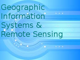 Post Graduate Diploma Geographic Information Systems and Remote Sensing