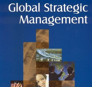 Diploma Global strategic management (DGSM)
