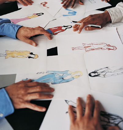Graduate Diploma in Fashion Designing & Management (GDFDM)