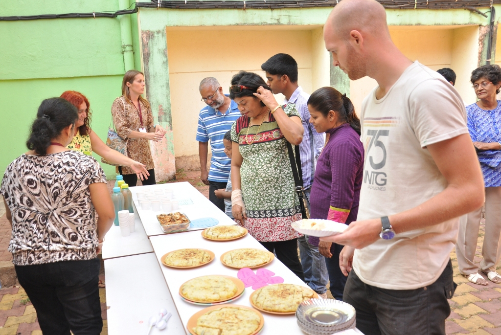 Chowgule College celebrates Spanish Language day