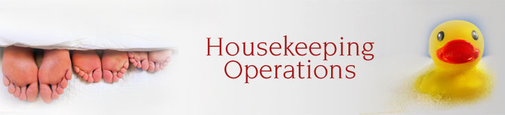 Certification Housekeeping Operation (CHO)