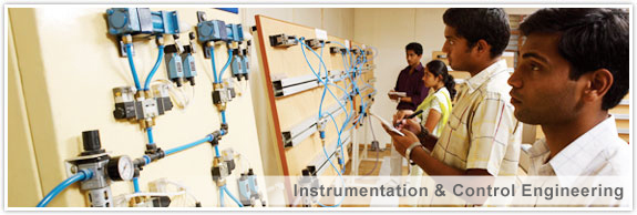 Bachelor of Engineering (BE Instrumentation and Control Engineering)