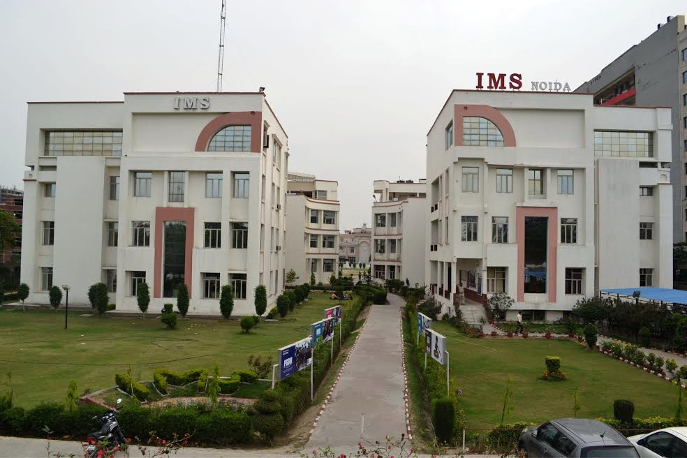 IMS Noida Collaborates with Middlesex University, London