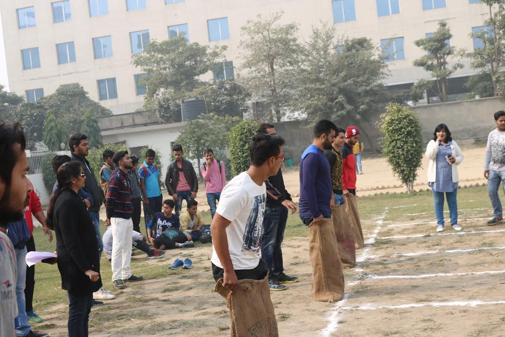 IMS School of Law, Noida celebrates Annual Sports Day in their campus