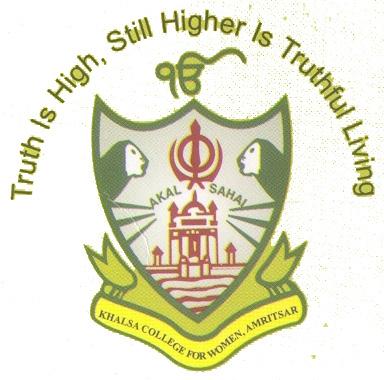 Khalsa College For Women Amritsar