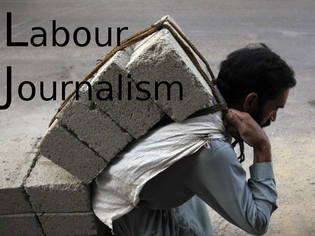 P.G. Diploma in Labour Journalism