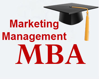 Master of Business Administration (MBA Marketing Management)