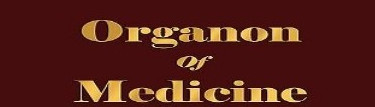 Doctor of Medicine (MD Hom Organon Of Medicine)