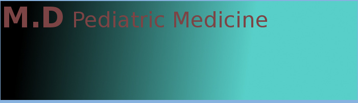 Doctor of Medicine (MD Pediatric Medicine)