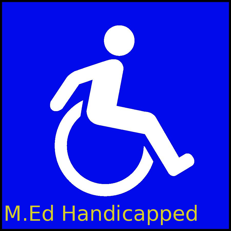 Master of Education (MEd Handicapped)