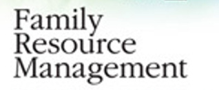 Master of Science in Family Resource Management (FRM)
