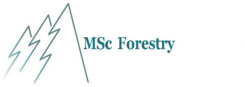 Master of Science (MSc Forestry)