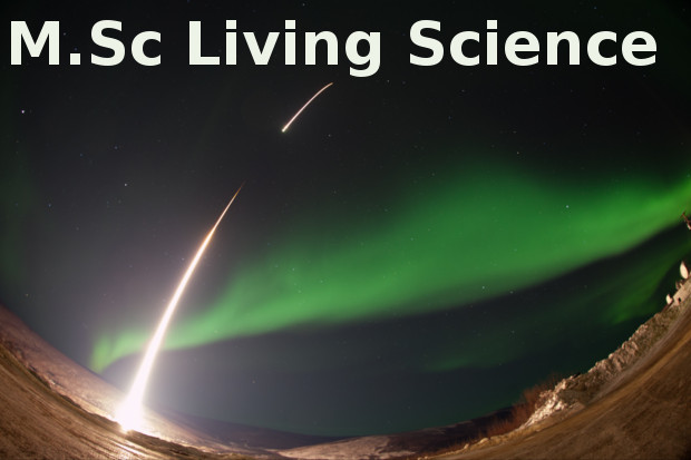 Master of Science (MSc Living Science)