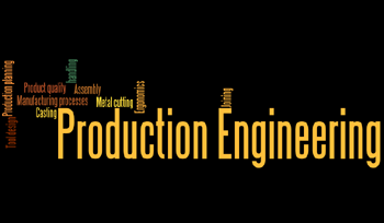 Master of Technology (MTech Production & Industrial Engineering)