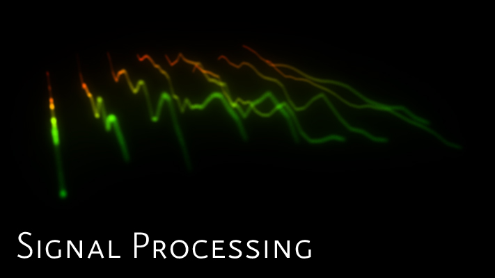 Master of Technology (MTech Signal Processing)