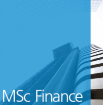 Master Of Science (MSc Programmes in Finance)