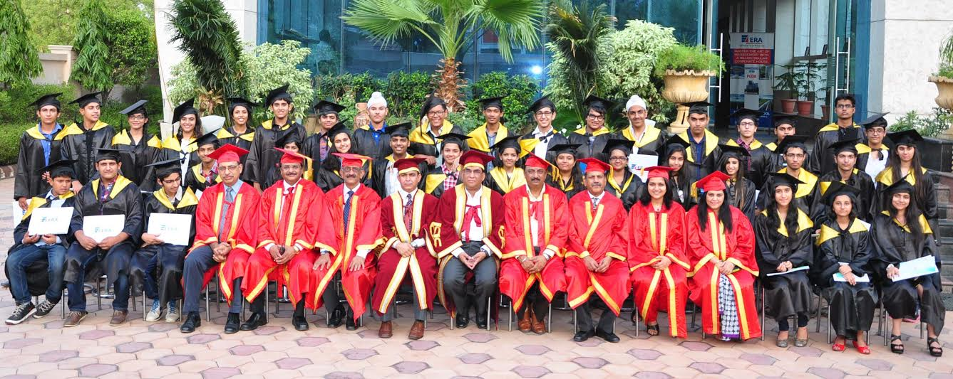 ERA Business School Organised Convocation for Maiden Mini MBA for The Teenagers