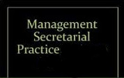 Bachelor of Arts (BA Management and Secretarial Practice)