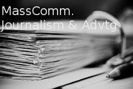 Post Graduate Diploma MassComm. Journalism & Advtg