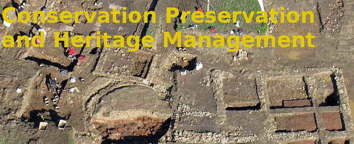 Master in Conservation, Preservation and Heritage Management