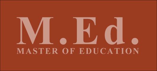 Master of Education (M.Ed.)