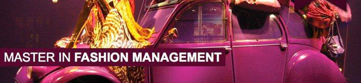 Master of Fashion Management (MFM)