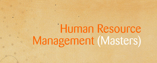 Master of Human Resource Management (MHRM)