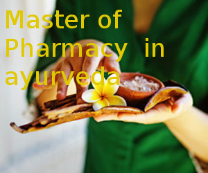 Master of Pharmacy (MPharm Ayurveda)