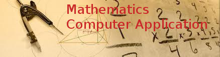 Bachelor of Science (BSc Mathematics Computer Application)