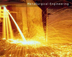 Bachelor of Technology (BTech Metallurgical Engineering)