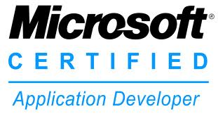 Certification Microsoft Certified Application Developers (CMCAD)