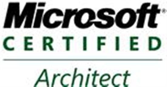 Certification Microsoft Certified Architect (CMCA)
