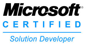 Certification Microsoft Certified Solution Developers (CMCSD)