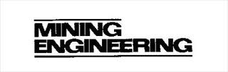 Diploma Mining Engineering (DME)