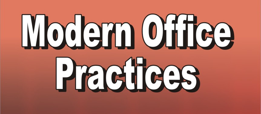 Diploma in Modern Office Practice