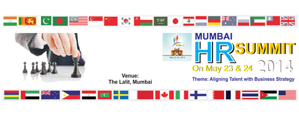 Mumbai HR Summit 2014 on Aligning Talent with Business Strategy