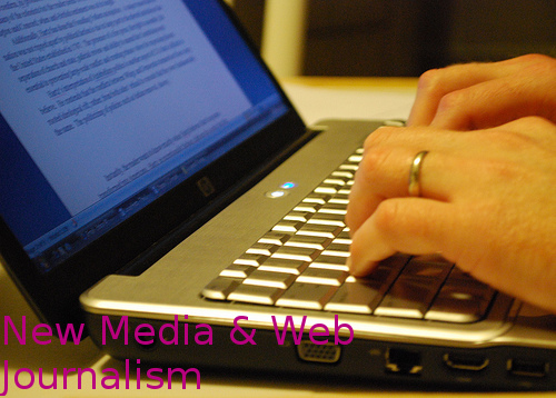 Post Graduate Diploma in New Media & Web Journalism