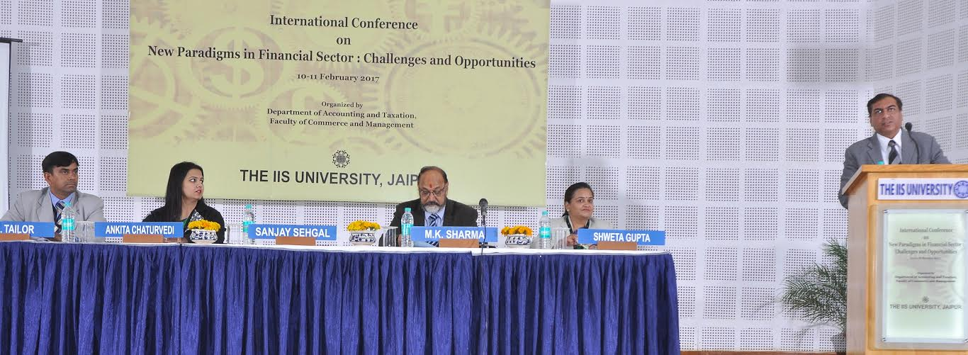 "The International Conference on ""New Paradigms in Financial Sector"" concluded"