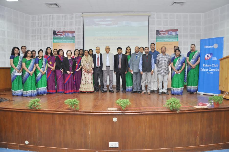 6th North India International Conference organized
