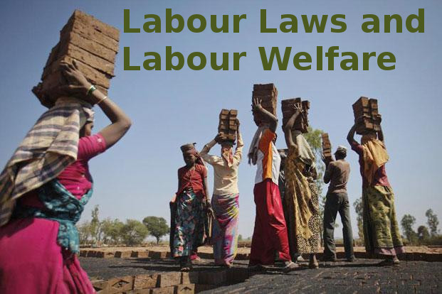 Labour Laws and Labour Welfare