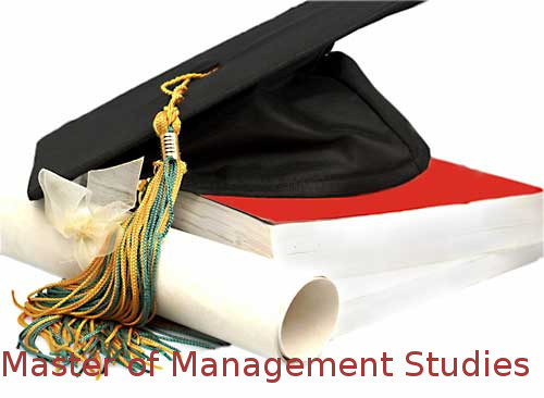Master of Management Studies (MMS)