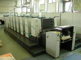 Certification Offset Machine Printing (COMP)