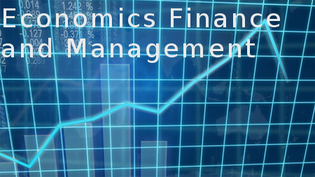 PG in Economics, Finance and Management